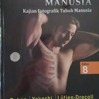 Atlas Anatomi Manusia edisi 8, Rohen Yokochi