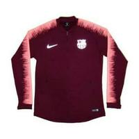 Original jacket bola fc barcelona anthem