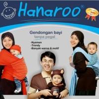 gendongan hanaroo babywrap NEW