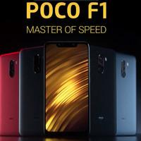 Xiaomi Pocophone F1 Poco Phone F1 Ram 6/128GB Garansi Resmi TAM