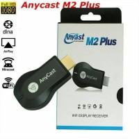 Dongle ANYCAST HDMI Original M2 Plus wifi receiver SCREEN MIRRORCAST