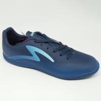 Sepatu futsal / putsal footsal specs original Eclipse Navy/Dazzling b