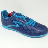 Sepatu futsal / putsal footsal specs original Quark IN galaxy blue ne