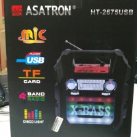 speaker Asatron HT-2675usb