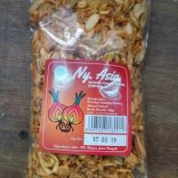Bawang goreng asli ny asia