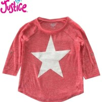 Terbaru Dengan Harga Terjangkau Baju Kaos Wanita Justice