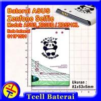 Baterai ASUS Zenfone Selfie ZD551KL Z00UD C11P1501 Rakkipanda batre