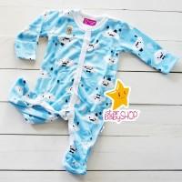 Baju Bayi Tutup Kaki Jumpsuit Bayi Baju Bayi Baju Anak Libby Baby