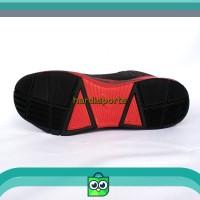 Sepatu Basket Piero Drago Black/Red dan Black/Gold - Original