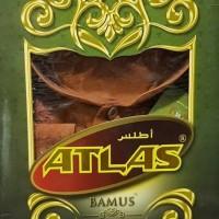 Baju Koko ATLAS Tangan Pendek - Warna Random, S