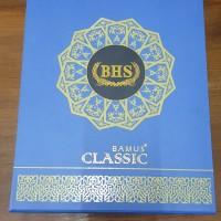 Baju Koko BHS classic Lengan Panjang