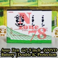 BATERAI ASUS ZENFONE GO 5 inch ZC500TG C11P1506 DOUBLE POWER PROTECTIO
