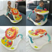 Baby walker 4in1 / Push walker multifungsi