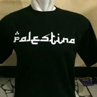 Kaos Tshirt Palestina / Baju Oblong Islami Palestin