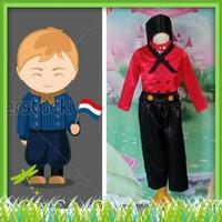 Baju Negara Belanda/Holland Kostum Anak laki laki