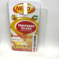 TEMPERED GLASS / ANTI GORES KACA VIVO V11 PRO NERO