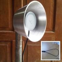 Antena Wajanbolic Induksi Penguat Sinyal Internet HP Modem