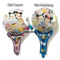 Balon Foil Pentungan / Balon Foil Tongkat Tsum Tsum