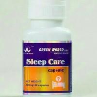 SLEEP CARE CAPSULE GREEN WORLD Limited