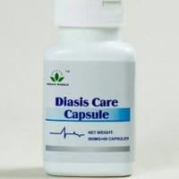 DIASIS CARE CAPSULE GREEN WORLD - OBAT DARAH TINGGI HIP Diskon