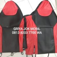 Sarung Jok Mobil Datsun Go Plus 3 Baris