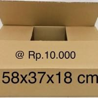 Kardus/karton/box packing ukuran besar cocok untuk pindahan dll