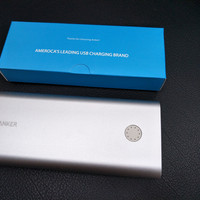 Anker PowerCore+ 26800 PowerBank 26800 Mah Black & Silver [ B1372611 ]