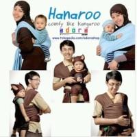 Gendongan Bayi & Anak Baby wrap merk Hanaroo