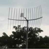 Antena Grid Induksi Penguat Sinyal Internet 10M 3G 4G
