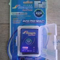 Baterai Strength Double Power BlackBerry Torch 9800 9810 F-S1 FS1