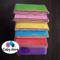 Kertas Krep / Kertas Krep Potong Warna Warni / Kertas Dekorasi Pesta