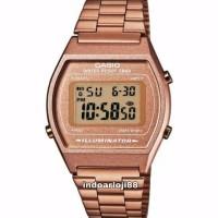CASIO B640WC-5ADF VINTAGE ROSE GOLD