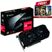 Gigabyte Radeon RX 580 8GB DDR5 AORUS Limited