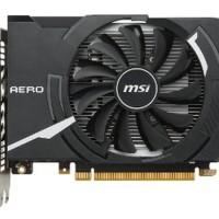 MSI GeForce GTX 1050 2GB DDR5 - AERO ITX 2G OC Diskon