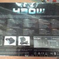 Power Supply EVGA 430 watt 80+ Diskon