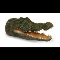Animal Kingdom Crocodile Head Kepala Buaya hand puppet