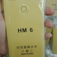Anticrack anti crack silicon xiaomi redmi 6