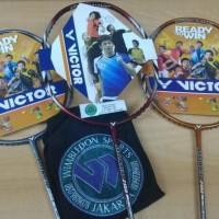 MURAHH Raket VICTOR ARROWHEAD 2155 Raket Badminton Victor arrow head