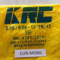 Ban dalam mobil ring 13 5.50/6.00-13 TR 13 KRC