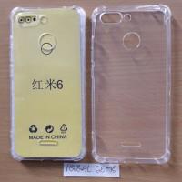 Case Anti Crack Xiaomi Redmi 6 Silikon Anticrack Softcase