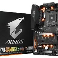 Gigabyte GA-AX370-Gaming K5 - AM4 - AMD Promontory X370 Berkualitas