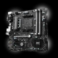 MSI A320M Bazooka - AM4 - AMD Promontory A320 - DDR4 - Berkualitas