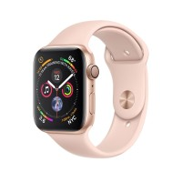 Apple Watch Series 4 GPS 40mm Gold Aluminium with Pink Sand Sport Band