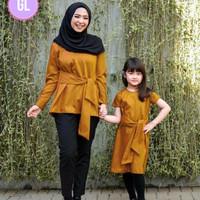Atasan Wanita Muslim - Couple Mom Kid Marbella