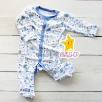 Baju Bayi 3PCS Tutup Kaki Jumpsuit Bayi Baju Bayi Baju Anak Libby Baby