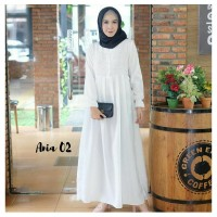 Baju Wanita Kekinian Gamis Ania, Defect Sale