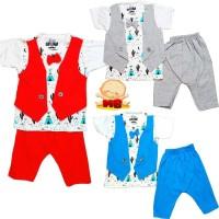 Baju Bayi Laki Laki Setelan Pakaian Bayi Pesta LG