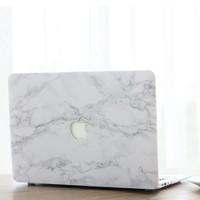 Casing Laptop MARBEL APPLE Macbook 12 A1534 + KEYBOARD PROTECTOR