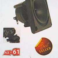 Tweeter AUDAX AX-61 / Tweeter Burung Walet AX-61 / AX61 original