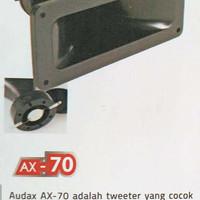 Tweeter speaker walet audax AX-70
